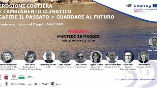 Conférence finale MAREGOT 26-29 Mai 2020