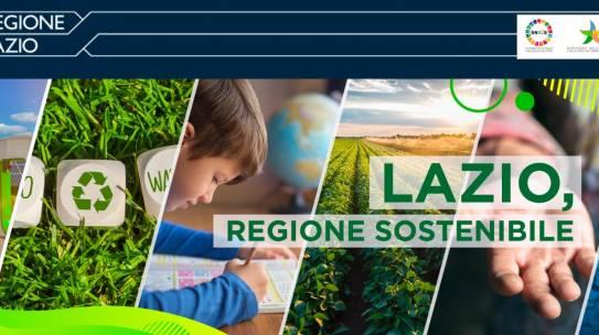 Latium's Regional Sustainable Development Strategy (SRSvS)